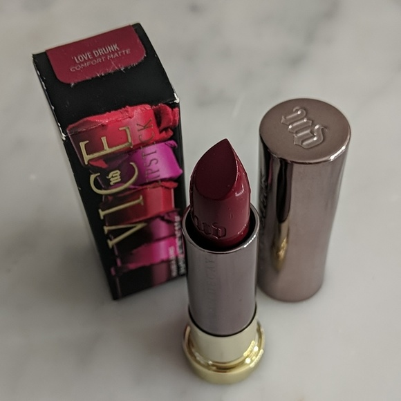 Urban Decay Other - Urban decay vice lipstick love drunk